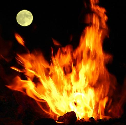 Rowdy Campfire