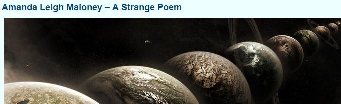 Amanda Leigh Maloney - Strange Poem